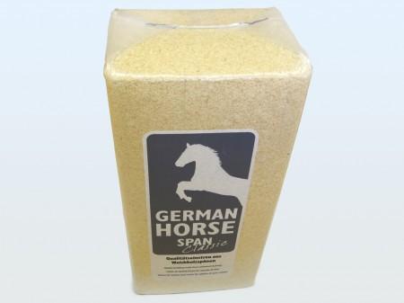 Tiereinstreu: Horse Span premium Paket, 550l Einstreuvolumen