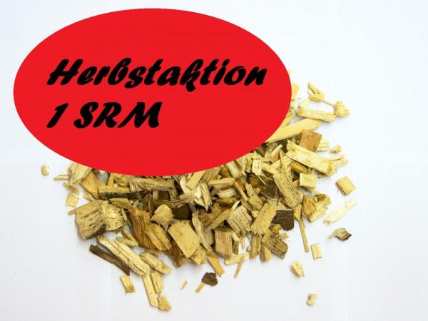 Herbstaktion 1SRM - Hackschnitzel PREMIUM-Qualität