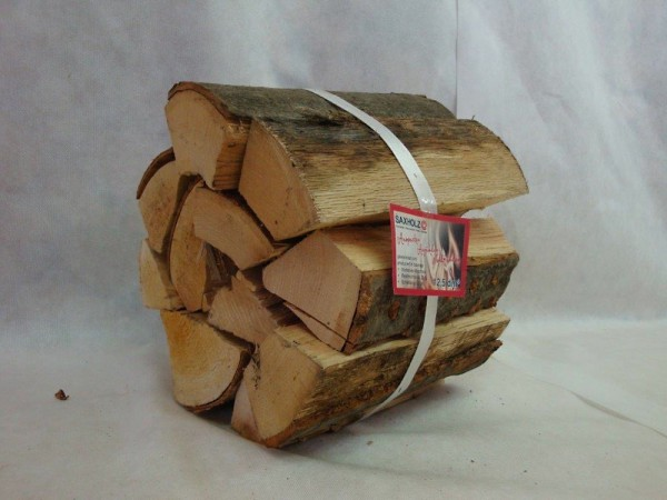 Hartholz im Bündel (trocken, 30cm Scheitlänge)
